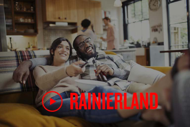 Rainierland tv series
